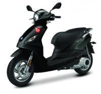 scooter Piaggio Fly 50cc Μαύρο